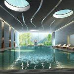 lámparas led para piscinas
